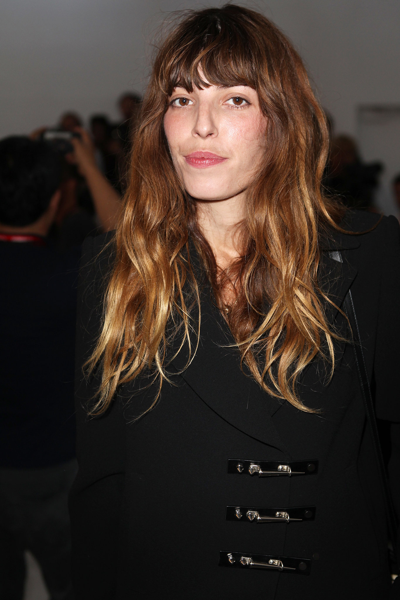 Lou-Doillon-Anthony-Vaccarello-Spring-2014